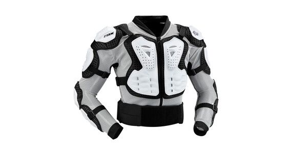 Fox Titan Sport Jacket Men white